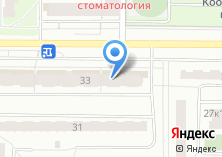 Компания «Имидж-Оптика» на карте