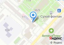 Компания «Стройтрейд» на карте
