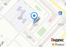 Компания «Медико» на карте