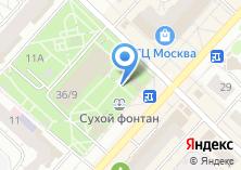 Компания «Строящееся административное здание по ул. Энтузиастов» на карте