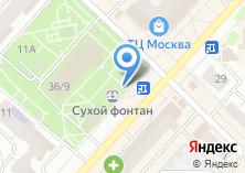 Компания «Своя пекарня» на карте