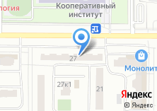 Компания «Мир ломбардов» на карте