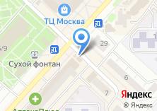 Компания «Зоосервис» на карте