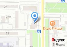 Компания «Buketamore.ru» на карте