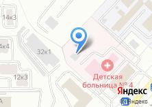 Компания «Центр тонировки автостекол» на карте