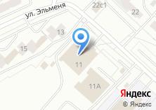 Компания «Управление ФСИН России по Чувашской Республике» на карте
