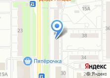 Компания «Запраффка» на карте