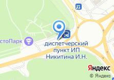 Компания «Велопрокат на Роще» на карте