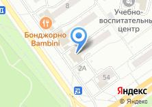 Компания «Магазин сотовой связи» на карте