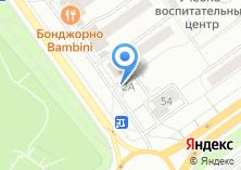 Компания «Акконд сеть фирменных магазинов» на карте