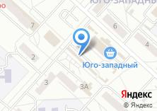 Компания «Всё для вас» на карте