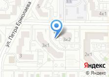 Компания «Строящийся жилой дом по ул. Максима Горького проспект» на карте