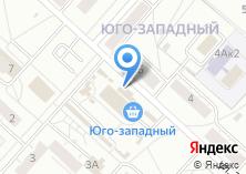 Компания «Моргаушская птицефабрика» на карте