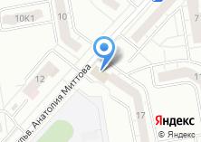 Компания «Камал» на карте