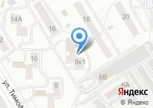 Компания «Булочная сеть продуктовых магазинов» на карте