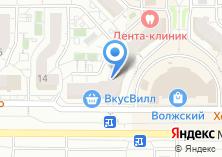 Компания «СИМЭКС» на карте