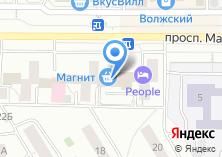 Компания «Ремонт.RU» на карте