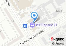 Компания «МаксДиГрупп» на карте