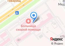 Компания «Центр амбулаторной челюстно-лицевой и пластической хирургии» на карте