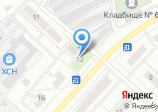Компания «Детская молочная кухня Детская городская больница №4» на карте