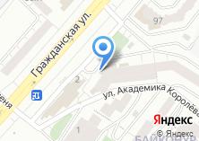 Компания «Shengen» на карте