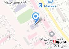 Компания «Чебоксарский медицинский колледж» на карте