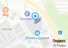 Компания «Cenam.net» на карте