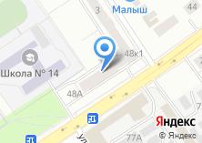 Компания «Фотомир» на карте
