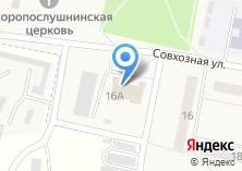 Компания «Сывлах» на карте