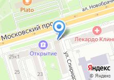 Компания «Городской дворик» на карте