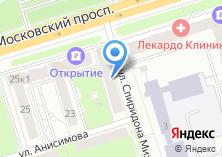 Компания «Общежитие ЧГУ» на карте