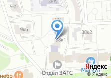 Компания «Центральная городская детская библиотека им. К. Чуковского» на карте
