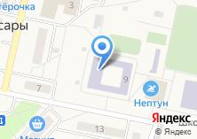 Компания «Начальная школа-детский сад г. Чебоксары» на карте