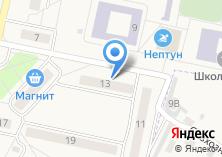 Компания «Юрма» на карте