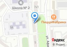 Компания «ПромСтройТраст» на карте