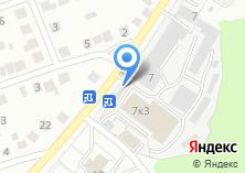 Компания «Дарина» на карте