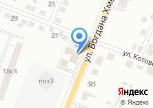 Компания «Чувашская топливная компания» на карте