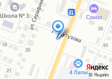 Компания «Богданка-Сервис» на карте