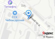 Компания «УПТК Олимп и К торгово-производственная компания» на карте