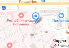 Компания «Городская Ритуальная Служба» на карте