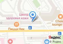 Компания «Центр парикмахерских технологий» на карте
