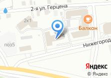 Компания «УДОБНО-СБЕРЕЖЕНИЯ» на карте