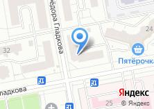 Компания «Мир кур» на карте