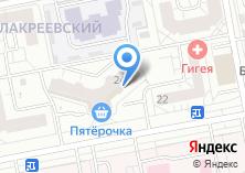 Компания «Варница» на карте