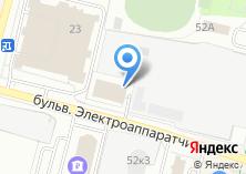 Компания «Школа языков профессора Л.П. Прокошенковой» на карте