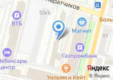 Компания «Klinoff City» на карте
