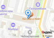 Компания «Российское Техническое Бюро Переводов» на карте