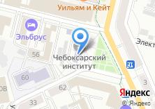 Компания «Чебоксарский политехнический институт» на карте