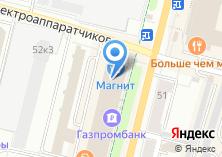 Компания «Юридическая Ассоциация» на карте