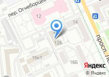 Компания «МонтажСтройПроект» на карте